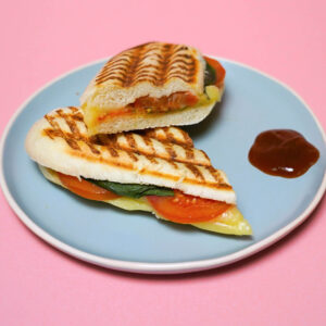 11.Grilled Panini's