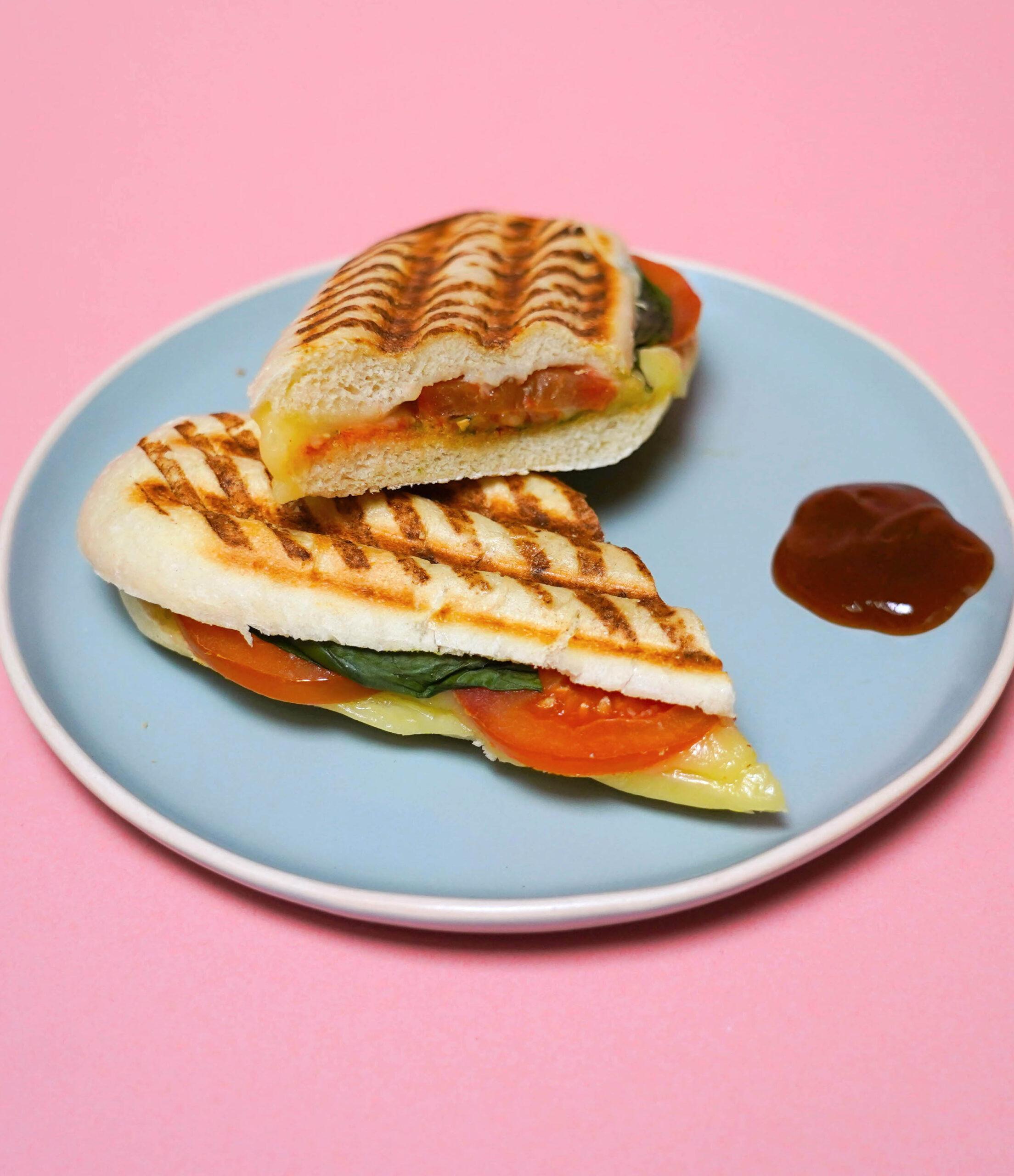 Toasted by BloemCool - panini's